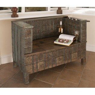 Wooden Box Sofa