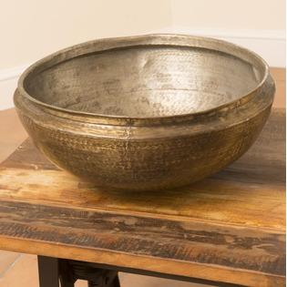 Copper Bowl - Extra Large