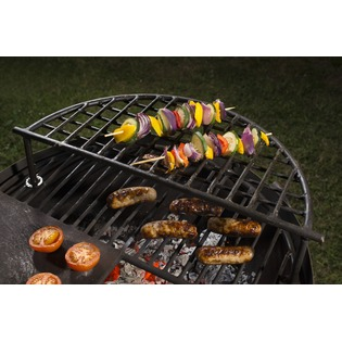 Iron Half Grill with Stand