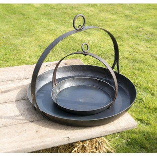 Iron Skillet with Handle