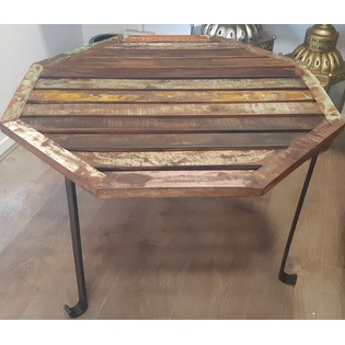 Wooden Octagonal Top