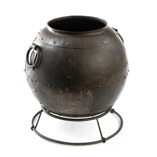 Iron Cauldron Pot