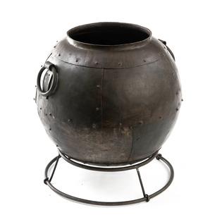 Iron Cauldron Pot