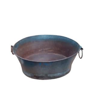 Iron Tub Planter