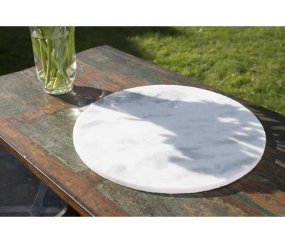 Marble Platter Plate