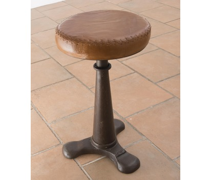 Iron Stool Singer Design