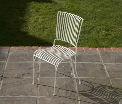 Iron Garden Chair