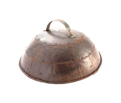 Iron Lid/Food Cover